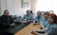 Для сотрудников уголовно-исполнительной инспекции УФСИН России по Республике Хакасия проведен Круглый стол